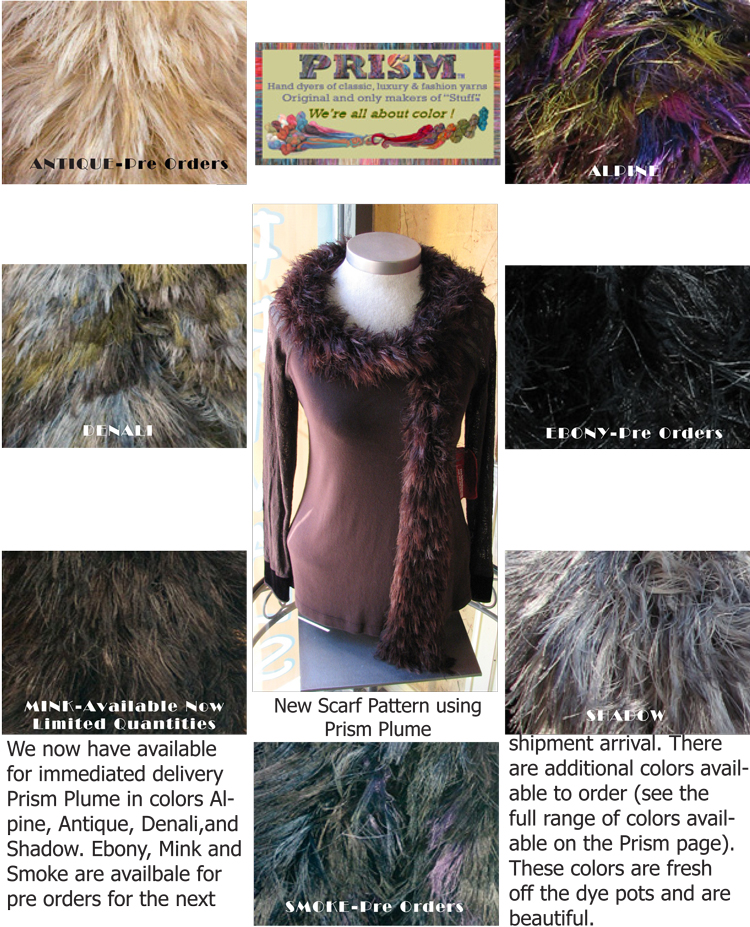 Free Knitting Pattern: Fun Fur® - Microspun Knit Chemo Cap